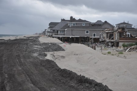 Hurricane Sandy: 9 months later